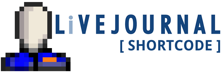 Banner image for LiveJournal Shortcode plugin